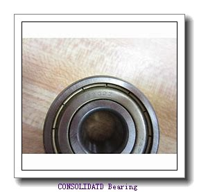 CONSOLIDATED BEARING 6315-Z  Single Row Ball Bearings