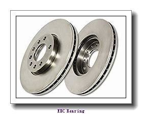 EBC 6017 2RS C3  Single Row Ball Bearings