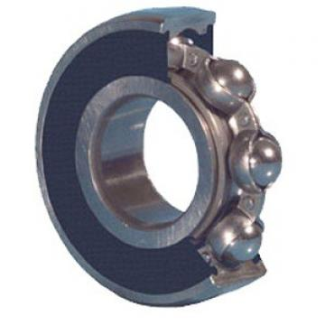 CONSOLIDATED BEARING 6006-2RS P/5  Single Row Ball Bearings
