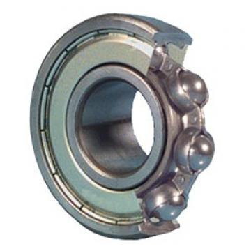 EBC 6011 ZZ C3  Single Row Ball Bearings