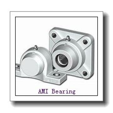 AMI MUCHPL202RFB  Hanger Unit Bearings