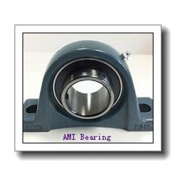 AMI MUCFT201NP  Flange Block Bearings