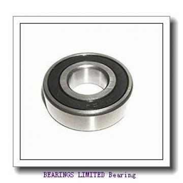 BEARINGS LIMITED 1638 ZZ PRX/Q Bearings