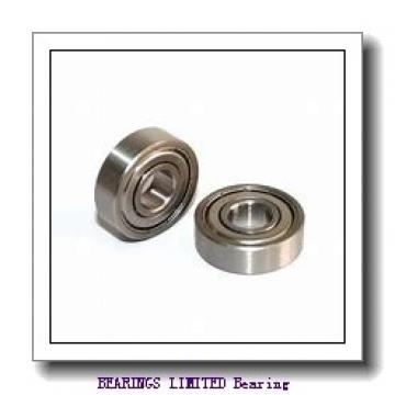 BEARINGS LIMITED SR10-2RS  Ball Bearings