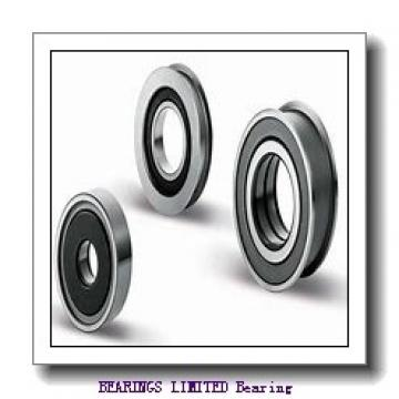 BEARINGS LIMITED RF1980ZZ SRL/Q Bearings
