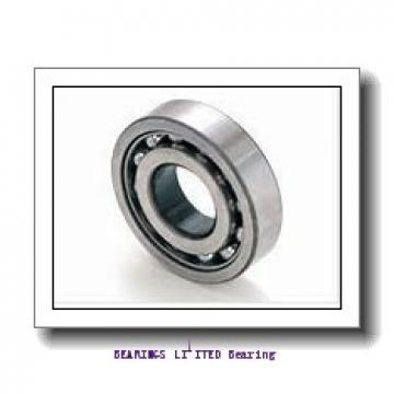 BEARINGS LIMITED SAF520 Bearings